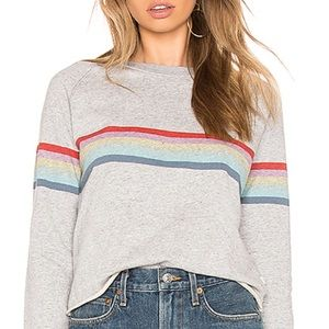 Levi's Cropped Crew Sweatshirt